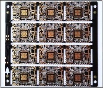 多层板压板机电路图